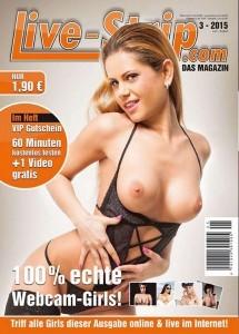 LiveStrip Magazin 1